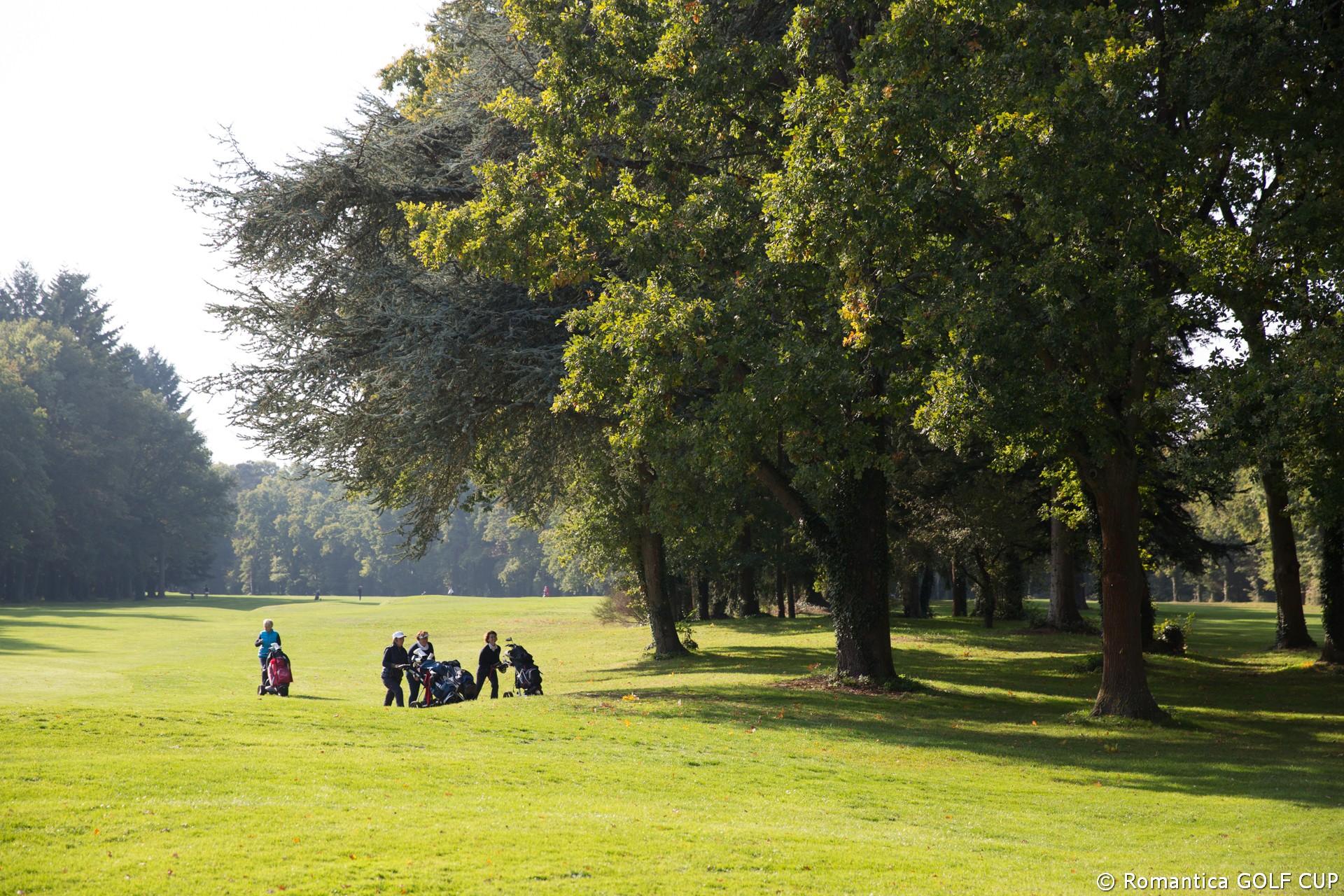Romantica Golf Cup restaurant italien paris
